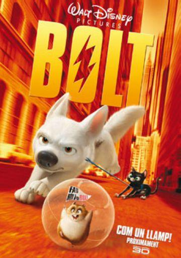 Cinesa estrena aquest divendres la pel·lícula infantil 'Bolt' doblada al català